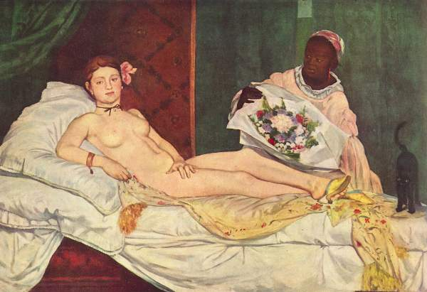 Manet - Olympia [1]